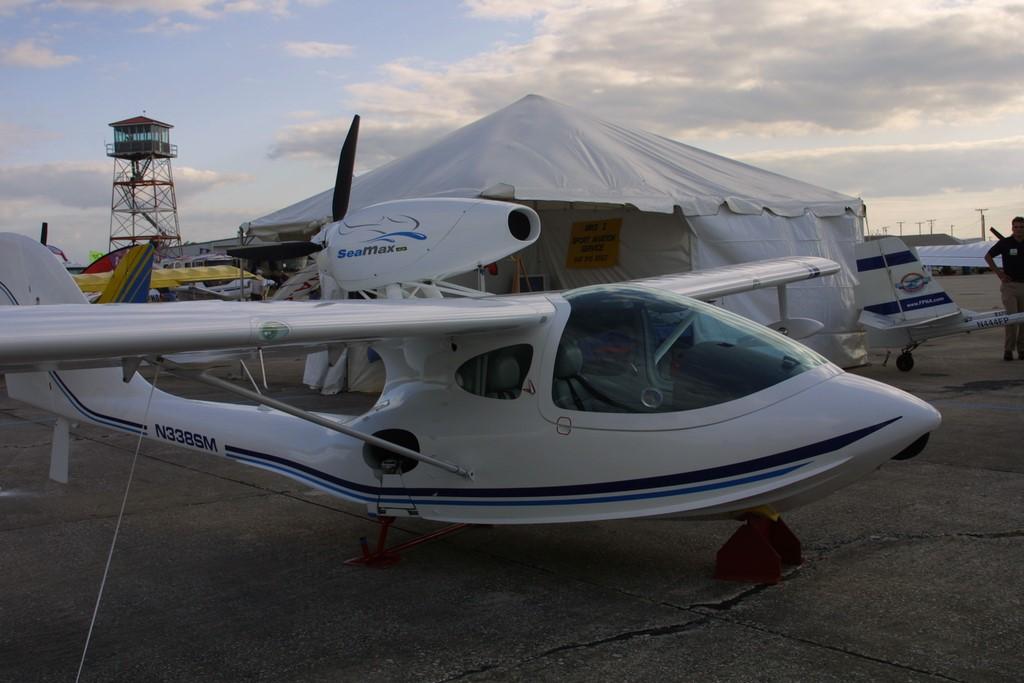 Seamax Seamax M 22 Amphibious Light Sport Aircraft