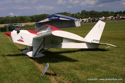 Mini Max Part 103 legal ultralight aircraft, by TEAM Aircraft